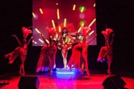 Вокально-танцевальное шоу
