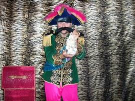 Фокусник пират